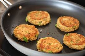 old bay salmon cakes recipe video