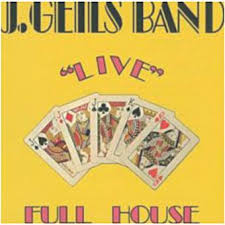 live full house the j geils band