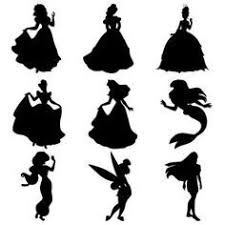 Download Free png Pin by Adele Miller on Disney Silhouettes | Disney  princess ... - DLPNG.com