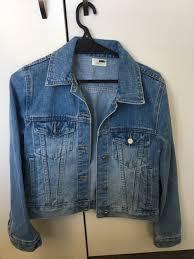 showpo denim jacket rumour boutique