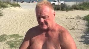 Man reports 4-foot shark bite in Myrtle Beach - YouTube