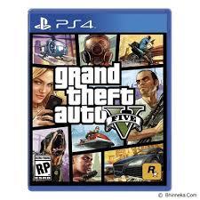 grand theft auto v playstation 4 gta v