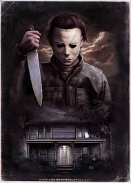 michael myers iphone wallpaper 852ehi7