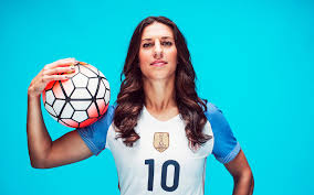 Carli Lloyd is ready to prove herself at the 2016 Rio Olympics