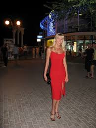 am a gorgeous long legged blonde