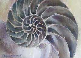 Spiral Painting by Abigail Newman