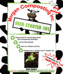vegetable gardening post and