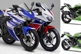 daftar harga motor sport 250 cc oktober