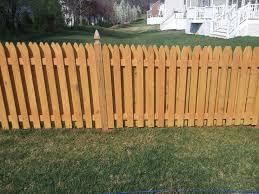 Here S Why You Should Buy A Wooden Fence From Us Beitzell Fence