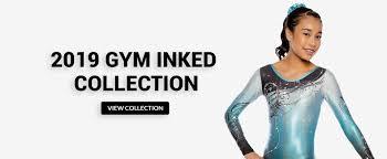 gymnastics leotards apparel gym inked