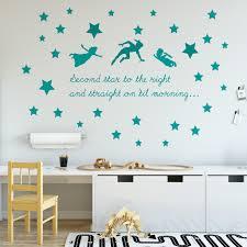 Peter Pan Stickers Moonwallstickers Com