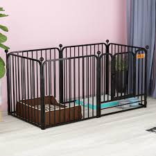 Indoor Dog Fence Dog Cage Large Dogs Medium Dogs Small Dogs Teddy Golden Rabbit Fence Gate