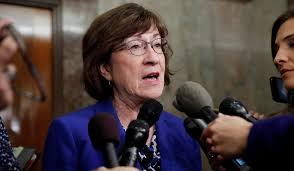 Dishonest Attacks on Susan Collins Distort Her Independent Record |  National Review