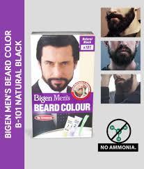 beard color b 101 natural black