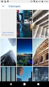 google wallpapers app adds new