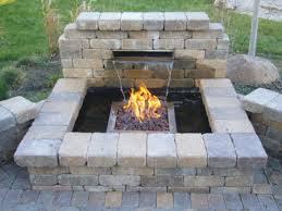 easypro formal waterfall kits fire