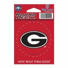 Georgia Bulldogs Stickers Decals Bumper Stickers