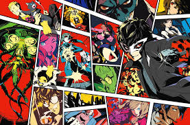 196 persona 5 hd wallpapers