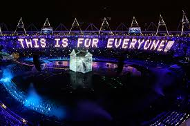 Technology behind London Olympics Opening Ceremonies
