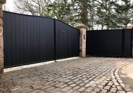 New Aluminium Fence Panels Edinburgh Aes Scotland Ltd