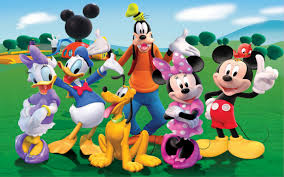 mickey mouse family hd wallpaper
