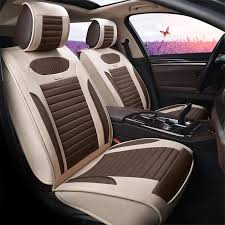 quality pu leather auto car seat covers