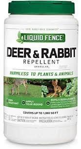 Amazon Com Liquid Fence Deer Rabbit Repellent Granular 2 Pound Garden Outdoor