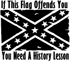 If This Confederate Flag Offends You You Need A History Lesson Car Or Truck Window Decal Sticker Or Wall Art All Time Auto Graphics
