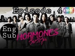 4 eng sub hormones thai series
