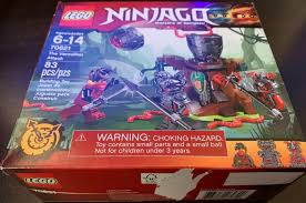 NEW SEALED RETIRED Lego Ninjago Masters of Spinjitzu Kai Vermillion Attack  70621 for sale online