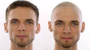 how to apply a bald cap vinyl bald