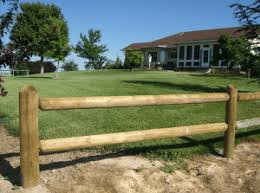 Why Consider Two Rail Wood Post And Rail Fencing