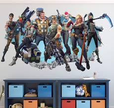 Amazon Com Custom Game Wall Decal Art Decor 3d Smashed Sticker Mural Adventure Kids Gift Large 22 W X 14 H Home Kitchen