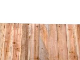 8 Foot Prime Cedar Fence Picket The Boss