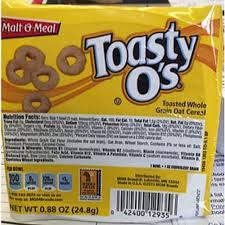 malt o meal toasted whole grain oat