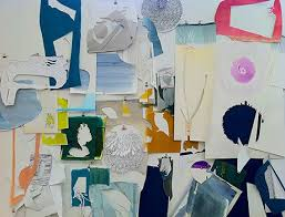 Aaron Wexler studio view (With images) | Collage illustration ...