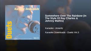 Somewhere Over The Rainbow - Ray Charles Testo della canzone