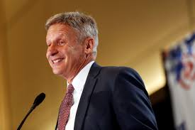 Republican Convention: Gary Johnson Comes to Cleveland | Time