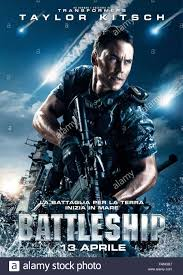 TAYLOR KITSCH BATTLESHIP (2012 Stock Photo: 96974843 - Alamy