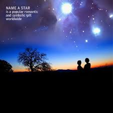 naming a star in the sky