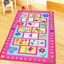 Durable Abc Bear Indoor Polyester Area Rug Carpet Child Teen Kid Kids Play Room For Sale Online Ebay