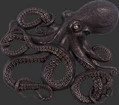 octopus wall decor octopus 140096h