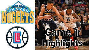 Nuggets vs Clippers HIGHLIGHTS Full Game