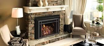gas fireplace insert installation cost