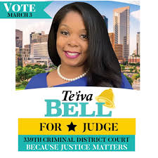 Teiva Bell for Judge 339th - Home | Facebook