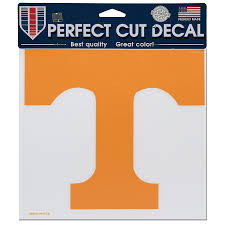 Tennessee Volunteers Wincraft 8 X 8 Color Car Decal