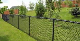 Which Is The Better Chain Link Fence Galvanized Or Vinyl Coated College Station Fencing