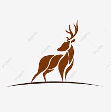 الغزلان غزال تصميم شعار أو أي تصميم الغزال غزال الظبي Png