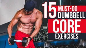 core exercises for rock hard abs