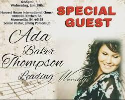 Ada Thompson - Home | Facebook